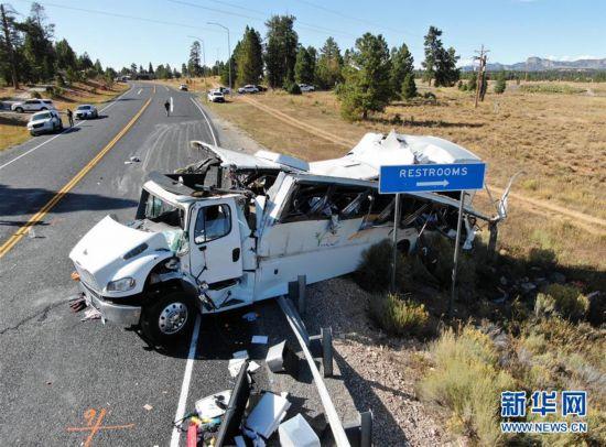 美国犹他州车祸造成多名中国公民伤亡当地政府征集中文志愿者帮助