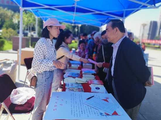 """寧夏舉辦第十屆""""中國統計開放日〝活動"""