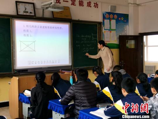 新中国成立70年来青海学龄儿童入学率翻7番