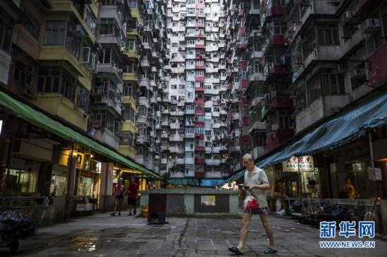 �富差距之痛――直面香港民生��