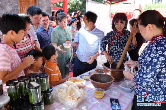 福建:开展消费扶贫 助力乡村振兴