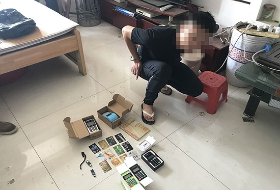 广东东源警方侦破一超千万元的特大电信诈骗案