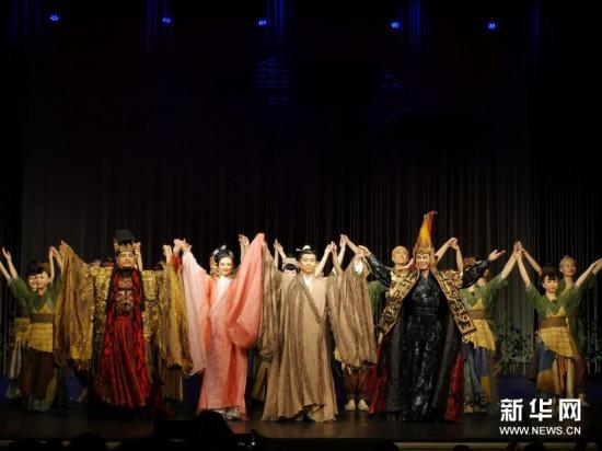 (国际)(5)音乐剧《诗经・采薇》在希腊的演出圆满结束