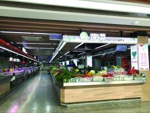 年底前南京八成以上农贸市场完成提档升级