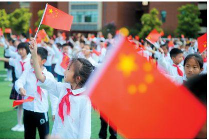 南通港闸各界以多种形式庆贺新中国成立70周年