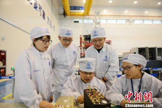 西安科技为第47颗、48颗北斗导航卫星提供有效载荷产品