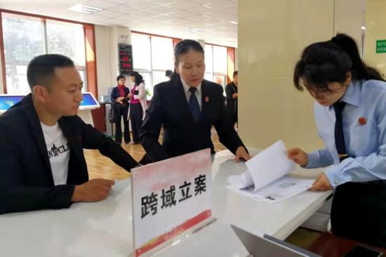 闽宁法院签订跨域立案诉讼服务协作框架协议