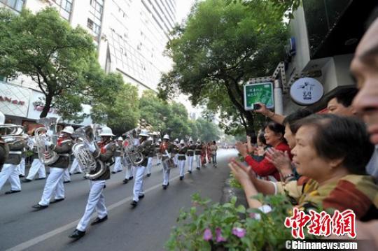 10支外国军乐团基本确定参加第六届南昌国际军乐节