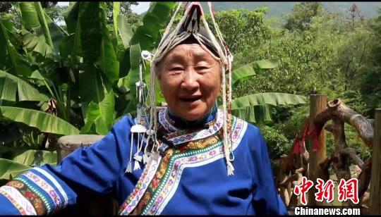 """""""畲族歌王""""蓝陈启:把千年畲族文化""""唱""""出大山"""