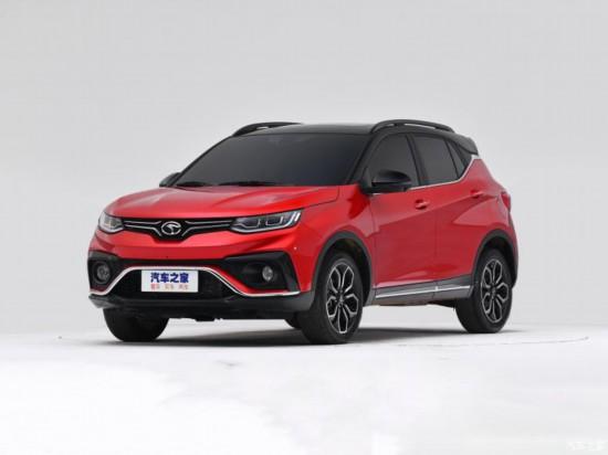 东南汽车 东南DX5 2019款 1.5T CVT尊贵型