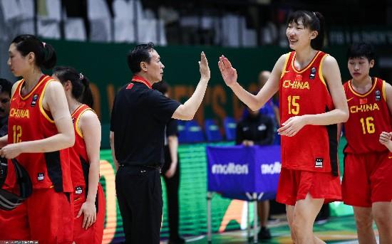 再战澳大利亚中国女篮要珍惜练兵良机