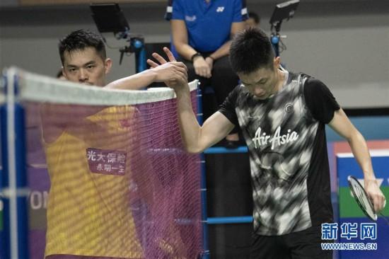 (体育)(4)羽毛球――韩国公开赛:林丹首轮遭淘汰