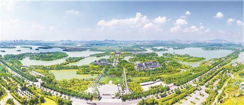 徐州改善生态环境成绩单:变土地疮疤成亮点