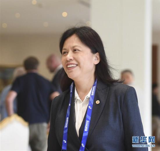 (田径世锦赛 )(1)田径――中国田协副主席王楠当选国际田联理事