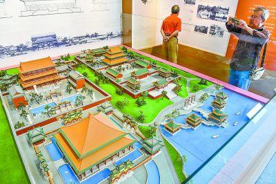 北海公园万佛楼和大佛殿遗址将对外开放