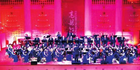 """一场传统音乐文化的""""视听盛宴"""""""