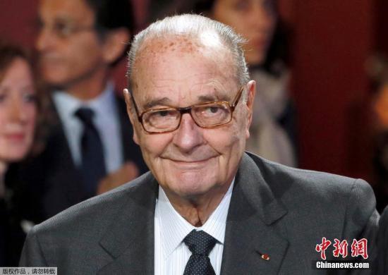 法国官方宣布将举国哀悼希拉克