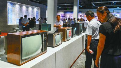两千余件展品绘电子工业发展画卷