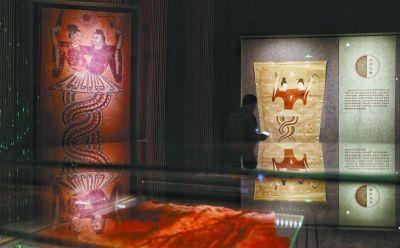 首博三展呈现百余件各地国宝