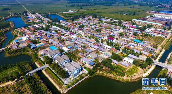 (社会)(2)河北阜城:大皇庄村的美丽蝶变