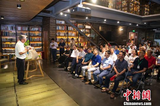 广西前史文明名人《唐景崧传》新书在桂林发布