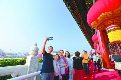 天安门城楼今起恢复开放--北京频道--人民网