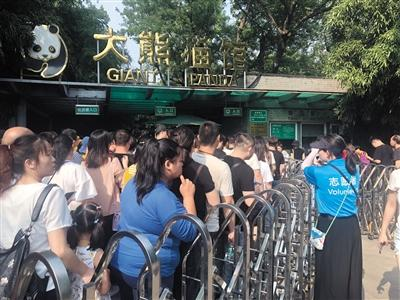 国庆三天迎客120余万北京市属公园假期新增47处售票窗口