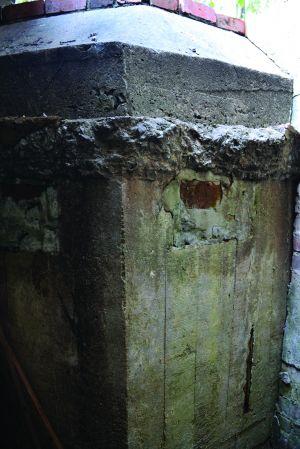 南京江宁汤山新发现一座碉堡此处曾发现多处