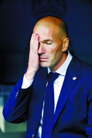 """欧冠两轮未尝一胜 西甲排名榜首也只是""""泡沫"""""""
