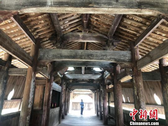 走在申遗路上的木拱廊桥:重拾传统文化之美