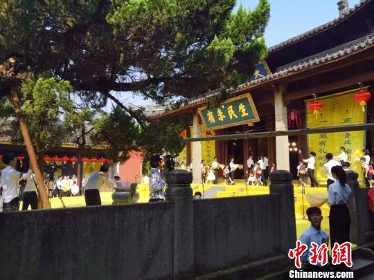 """浙江衢州:于时代激流中做一位儒学文化""""布道者"""""""