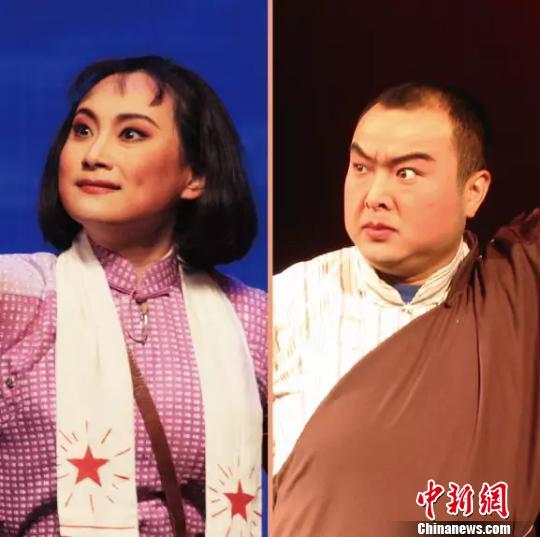 """国家京剧院推出首届""""国京新一代""""系列演出贪吃王妃"""