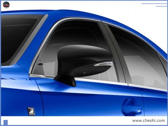 雷克萨斯IS推特别版车型造型更运动限量900台