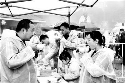 """老君山一元午餐今年升級為""""大豐收"""""""