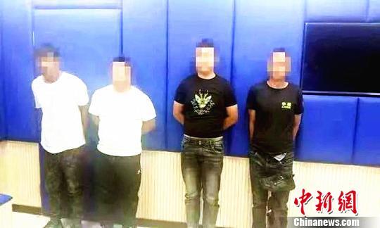 内蒙古:4名男子冒充警察抢劫千枚战国时期古钱币
