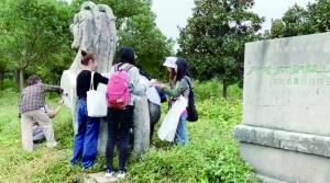 镇江丹阳国宝南朝石刻遭盗拓 野外文物如何保护?