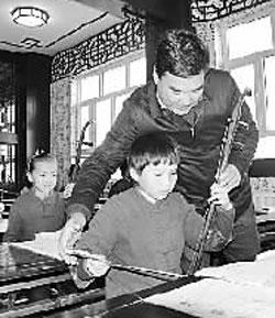 让更多孩子传承好中华优秀传统文化