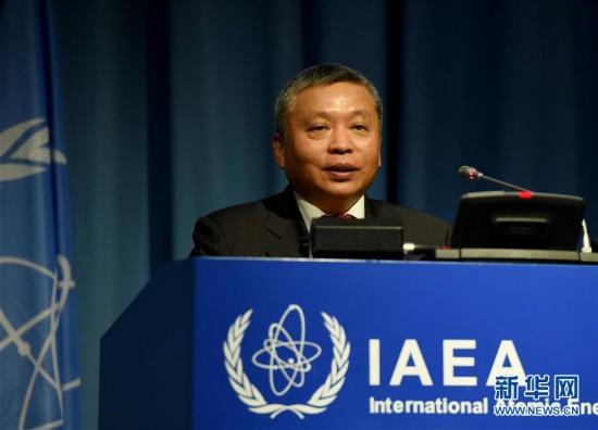 (国际・图文互动)(1)快3彩票表格,中国代表:应对气候变化,核能作用不可或缺