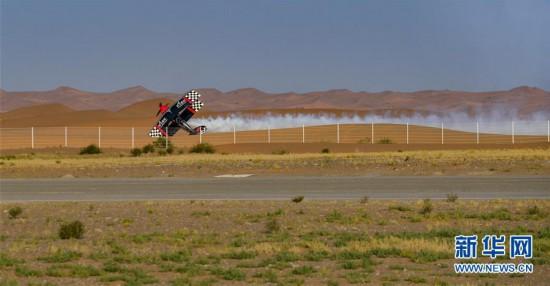 (体育)(1)沙漠超低空飞行