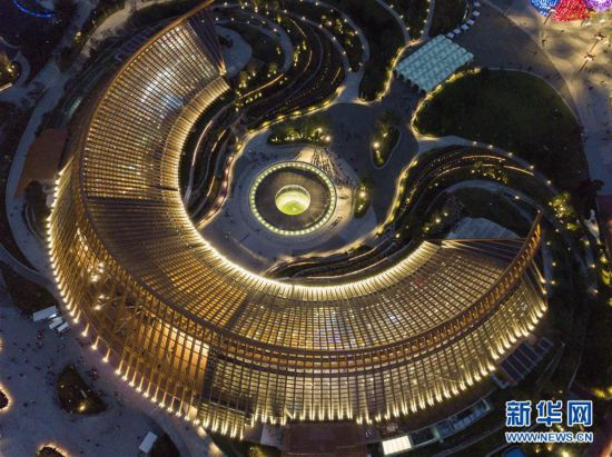 (北京世园会)(11)2019年中国北京世界园艺博览会将于9日闭幕