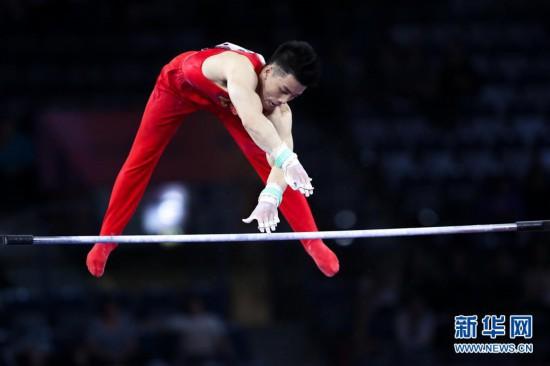 (体育)(11)体操――世锦赛:中国选手角逐男子资格赛