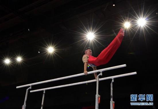 (体育)(4)体操――世锦赛:中国选手角逐男子资格赛