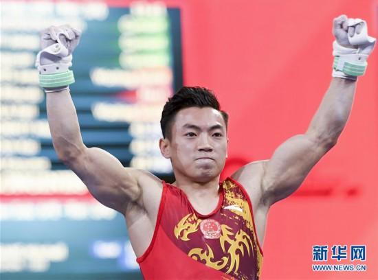 (体育)(12)体操――彩票推荐号码预测专家预测 双色球,世锦赛:中国选手角逐男子资格赛