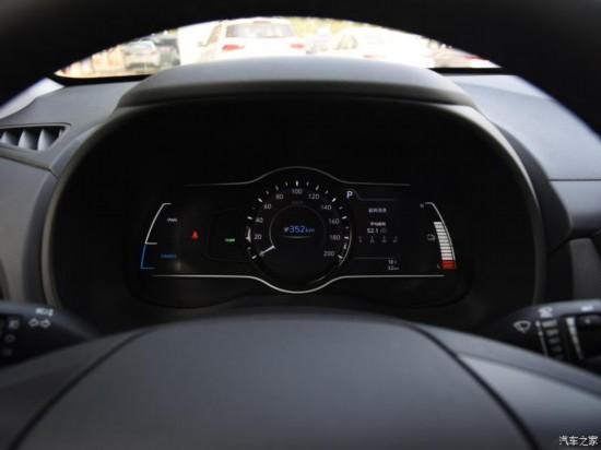 北京现代 ENCINO 昂希诺新能源 2019款 中配版