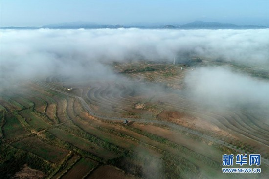 (环境)(4)河北临城:太行云海