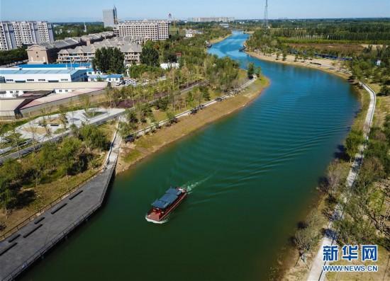 (环境)(1)诚信彩票pk十计划app下载,河北霸州:��牛河综合治理见成效