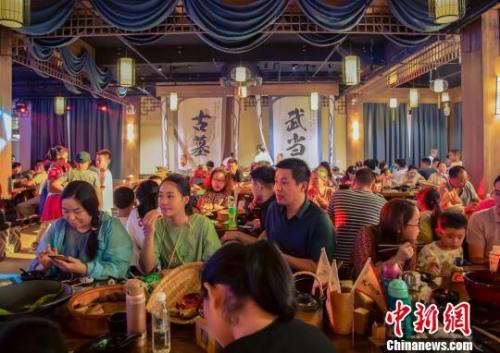 25省份国庆假期旅游收入出炉江苏第一山东第二