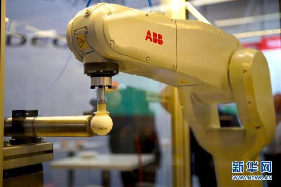 (国际)(1)第61届布尔诺国际机械博览会开幕