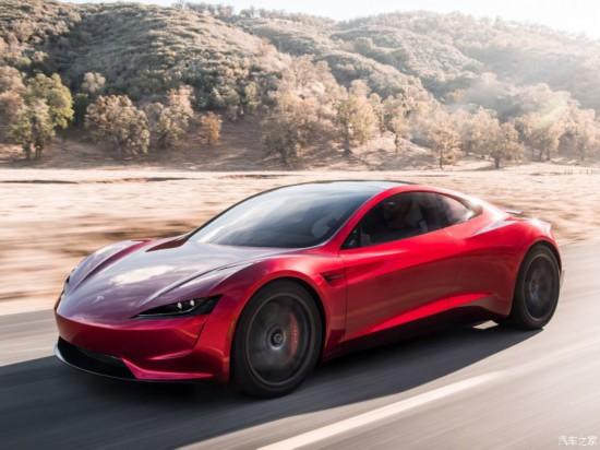 特斯拉全新Roadster配置信息