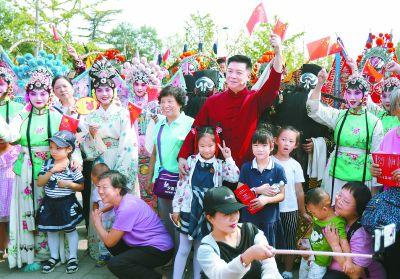中国戏曲文化周圆满落幕